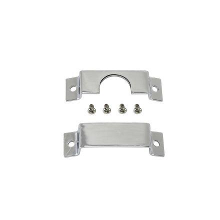 Rogers Dyna-sonic Bottom Hoop Guards w/screws (pair)