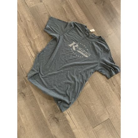 Rogers T-Shirt - Blue - Small