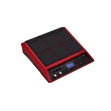 Roland SPD-SX-SE Sampling Percussion Pad - Red w/ 16GB internal memory
