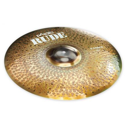 "Paiste Rude Basher Cymbal 20"""