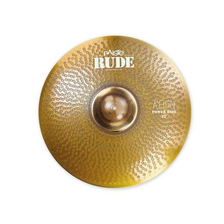 """Paiste Rude Rude The Reign Power Ride Cymbal 22"""""""