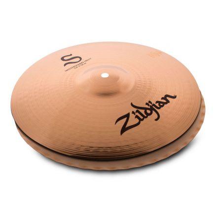"Zildjian S Mastersound Hi Hat Cymbals 14"""
