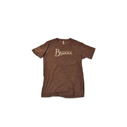 Meinl Byzance T-shirt - Espresso - Medium
