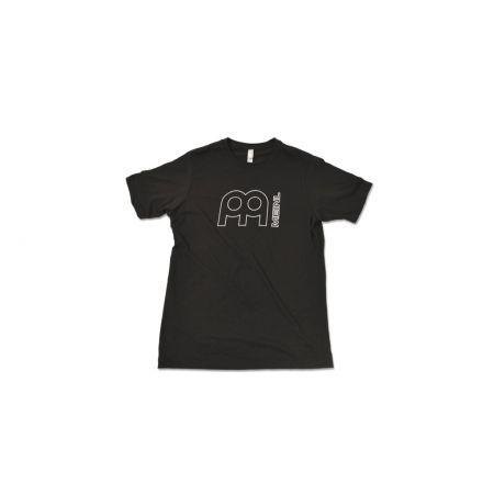 Meinl T-shirt - Black Hollow - Small