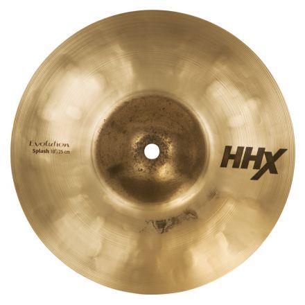 "Sabian HHX Evolution Splash Cymbal 10"" Brilliant"