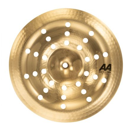 "Sabian AA Mini Holy Chinese Cymbal 12"" Brilliant"