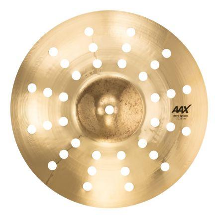 """Sabian AAX Aero Splash Cymbal 12"""" Brilliant"""