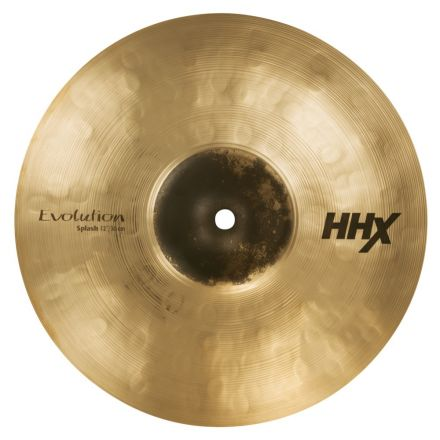 "Sabian HHX Evolution Splash Cymbal 12"" Brilliant"