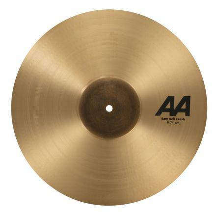 """Sabian AA Raw Bell Crash Cymbal 16"""""""
