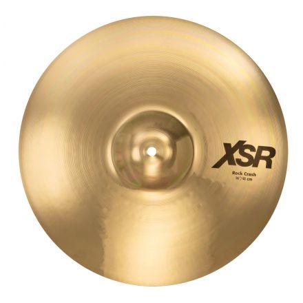 "Sabian XSR Rock Crash Cymbal 16"""