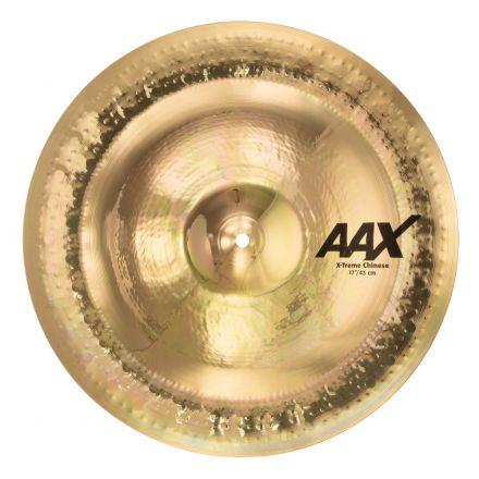 "Sabian 17"" AAX X-Treme Chinese Brilliant Finish"