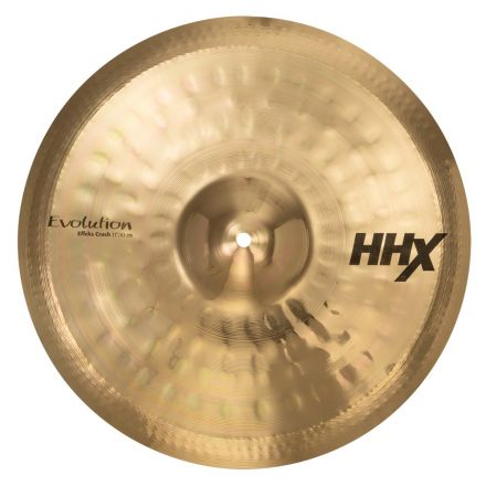 "Sabian HHX Evolution Effeks Crash Cymbal 17"" Brilliant"
