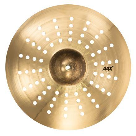 """Sabian AAX Aero Crash Cymbal 18"""" Brilliant"""