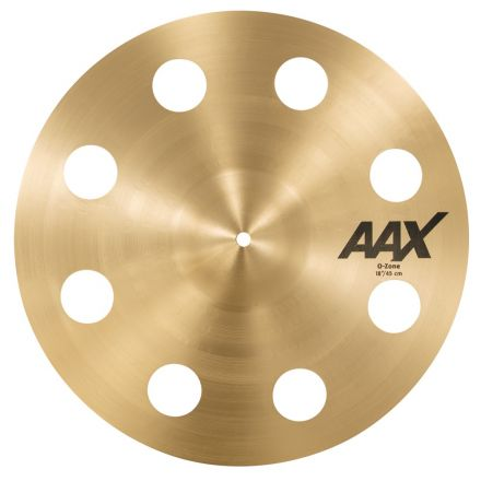 "Sabian AAX O-Zone Crash Cymbal 18"""