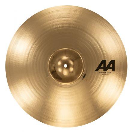 """Sabian AA Raw Bell Crash Cymbal 20"""" Brilliant"""