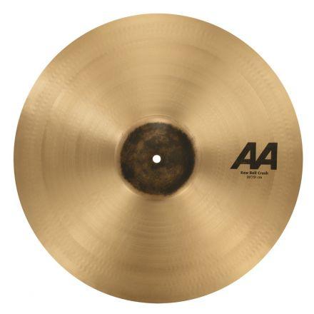 """Sabian AA Raw Bell Crash Cymbal 20"""""""