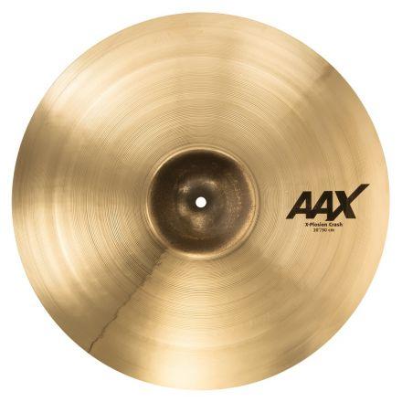 """Sabian AAX X-Plosion Crash Cymbal 20"""" Brilliant"""