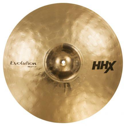 "Sabian HHX Evolution Ride Cymbal 20"" Brilliant"
