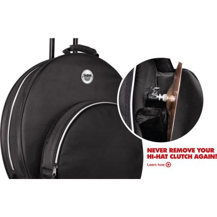 "Sabian Accessories : Pro Cymbal Bag 22"""