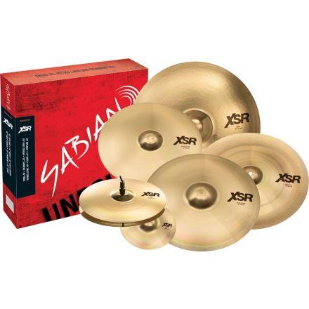 Sabian XSR Complete Cymbal Set