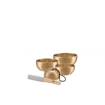 Meinl SB-U-1750 Universal Series Singing Bowl 4 piece set