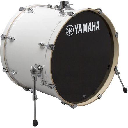 Yamaha Stage Custom Birch Bass Drum 20x17 Pure White