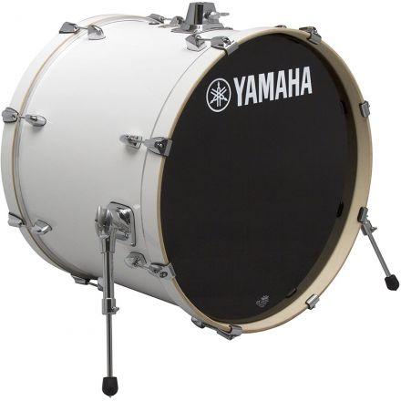 Yamaha Stage Custom Birch Bass Drum 22x17 Pure White