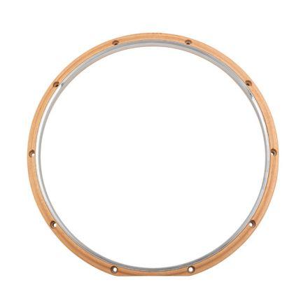 """Gibraltar Dunnett Design Wood/Metal Batter Hoop 14"""" 10-Lug"""