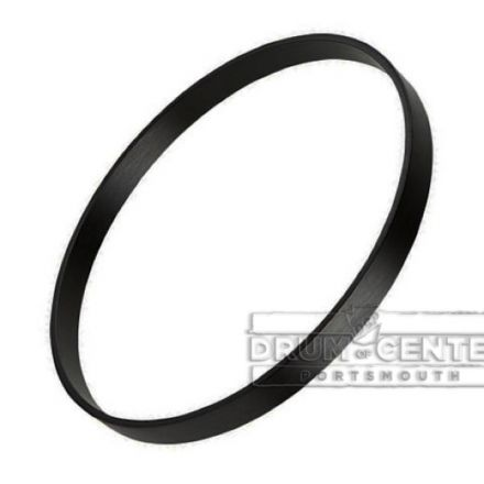 Gibraltar 22 inch Maple Bass Drum Hoop - Black Lacquer