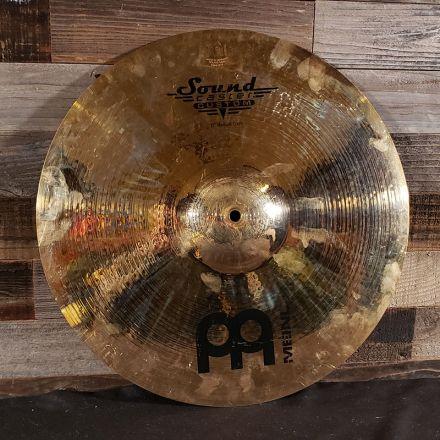Used Meinl Soundcaster Custom Medium Crash Cymbal 17