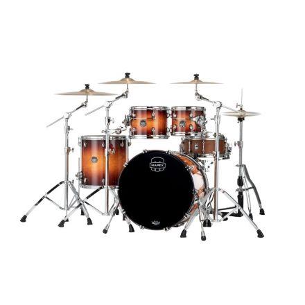 Mapex Saturn Evolution Rock 4 Pc Maple Drum Set Without Snare - 22/10/12/16 - Exotic Sunburst