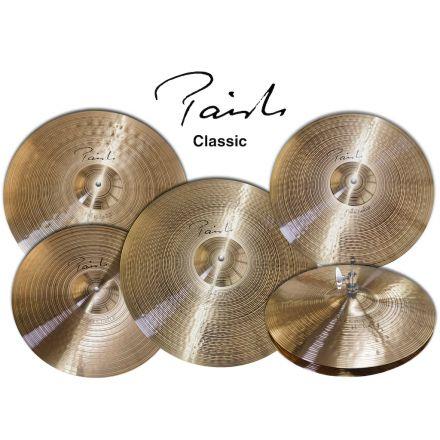 Paiste Signature Classic Cymbal Box Set