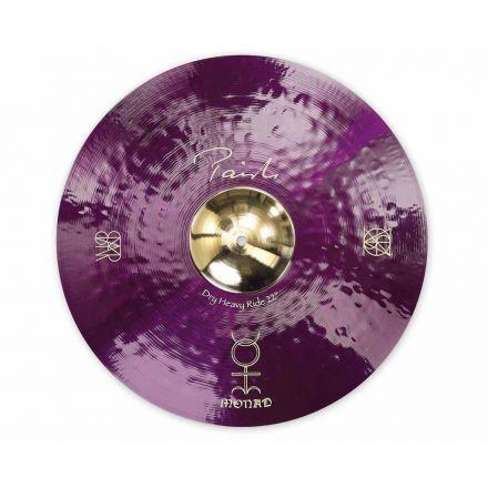 "Paiste Signature Monad Dry Heavy Ride Cymbal 22"""