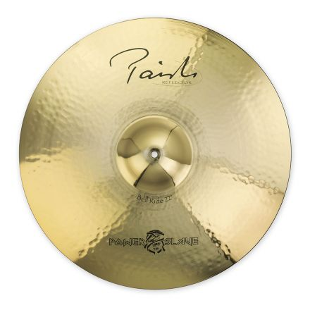"Paiste Signature Reflector Bell Ride Cymbal 22"""