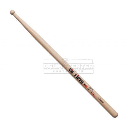 Vic Firth Corpsmaster Signature Snare Stick - Jeff Queen Solo