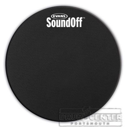 "Evans SoundOff Drum Mute 14"""