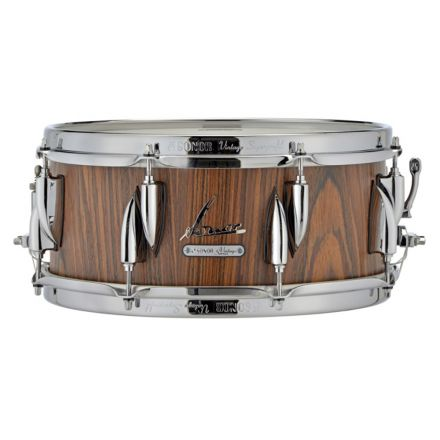Sonor Vintage Series Snare Drum - 14x5.75 - Rosewood Semi Gloss