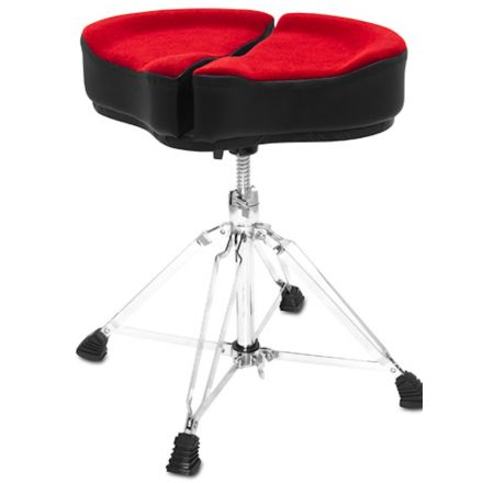 Ahead Spinal-G Drum Throne Red