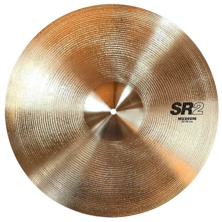 "Sabian SR2 Ride Cymbal Medium 20"" 2401 grams - Hand Picked!"