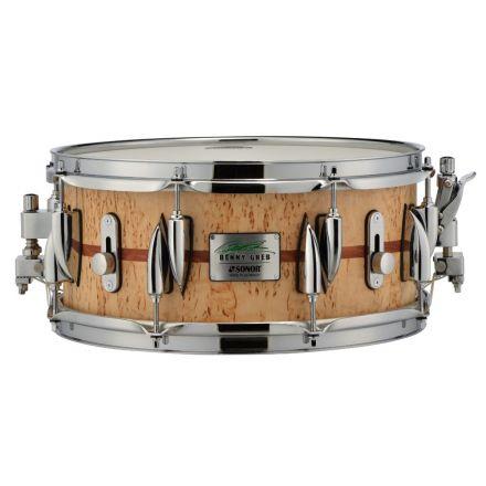Sonor Benny Greb Signature Snare Drum 2.0 13x5.75 - Scandinavian Birch