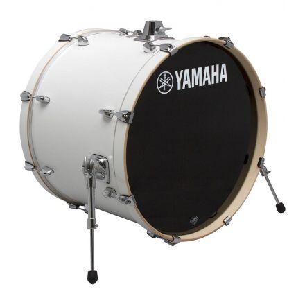 Yamaha Stage Custom Birch Bass Drum 24x15 Pure White