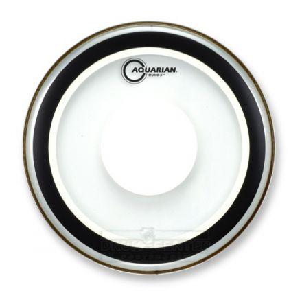 Aquarian Studio-X Power Dot Drumhead 14