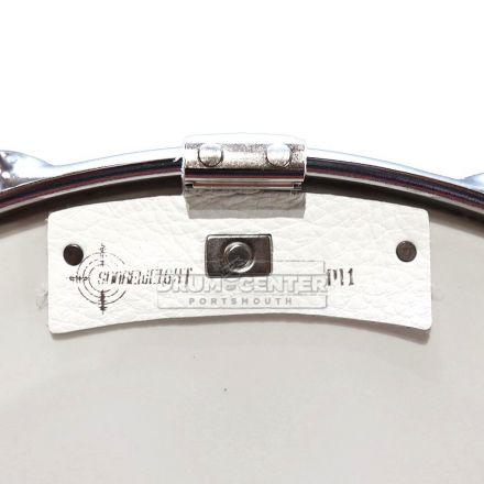 Snareweight Drum Damper M1 White