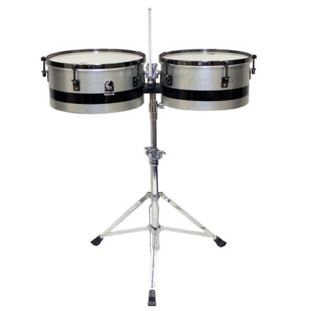 Toca Eric Velez Timbale 14-15 inch with Stand