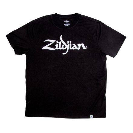 Zildjian Classic Logo Tee Black - Small