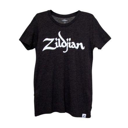 Zildjian Youth Logo Tee Charcoal - Small