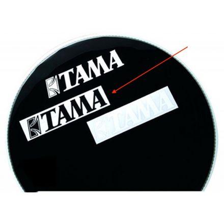 Tama Logo Decal Sticker Black