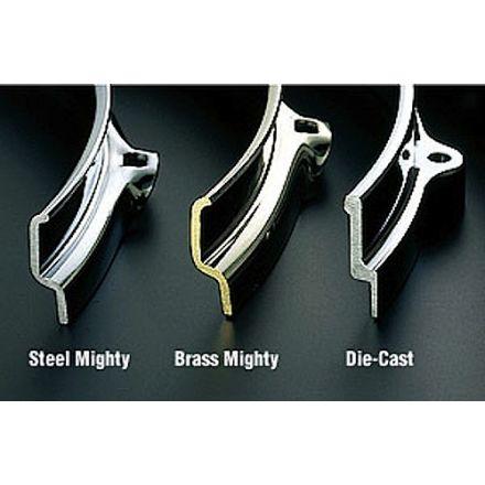"""Tama Drum Hoop : Brass Flanged 12"""" 8-Lug Nickel Plated"""