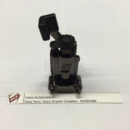 Tama Parts: Snare Strainer Complete Black Nickel - MUS80ABN