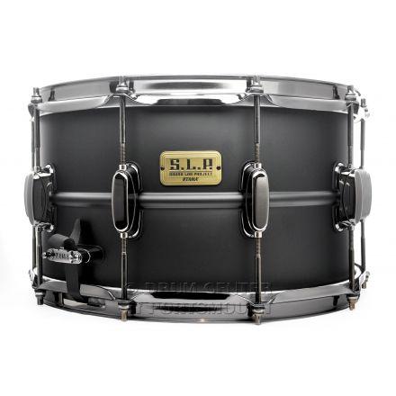 Tama SLP Series Big Black Steel Snare Drum 14x8